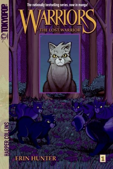 Tome I : The Lost Warrior (Le guerrier perdu)