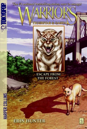 Tome II : Escape from the Forest (Fuite de la forêt)