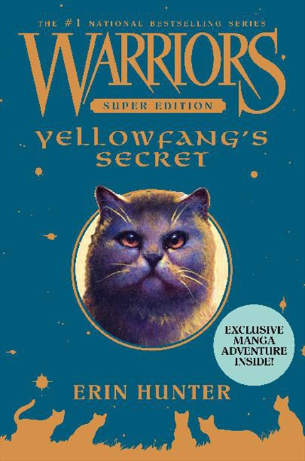 Yellowfang's secret (Le secret de Croc Jaune)